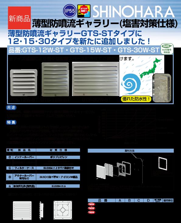 NEWS_GTS-12W,15W,30W-ST