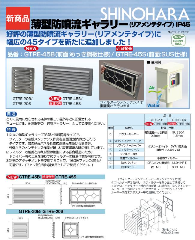 NEWS_GTRE-45リアメンテ